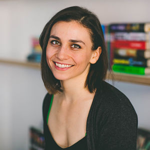 Lena McCauley : Commissioning Editor, Hachette Children's Group